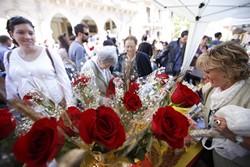 Sant Jordi 2016 a Terrassa