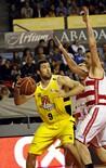 La Bruixa d'Or 86 - CB Canarias 93. Temporada 2012-13