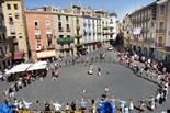 Ball de la imatgeria de la Festa Major de Manresa, 2015