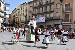 Ballada de la imatgeria de la Festa Major de Manresa 2016