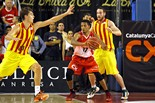 La Bruixa d'Or 71 - Regal Barça 81. Temporada 2013-14
