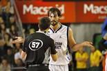 Lliga Endesa: La Bruixa d'Or 72 - Guipuzkoa 84