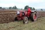 Campionat de Llaurada amb Tractor d'Època a Moià