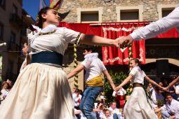 Caramelles de Sant Vicenç de Castellet, 2018