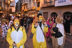 Carnavalada a la Manresana 2018