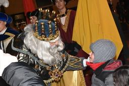 Cavalcada dels Reis d'Orient a Manresa 2018
