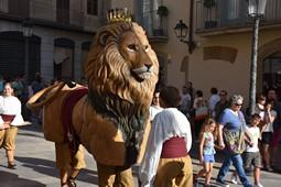 Cercavila de la Festa Major de Manresa 2016