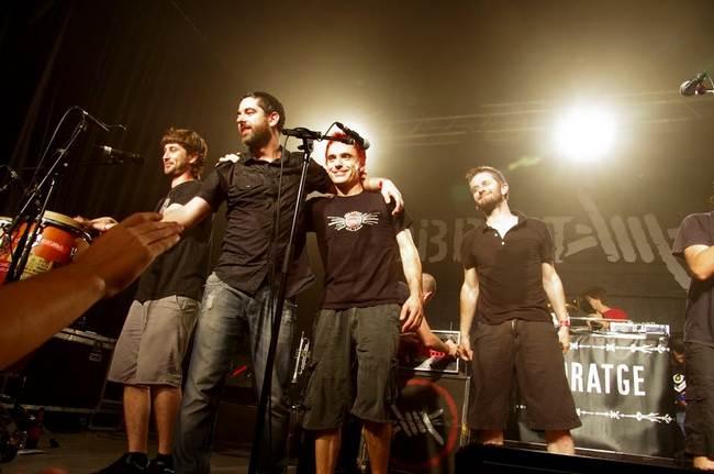 Concert de Kòdul i Obrint Pas a l'Stroika