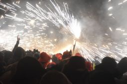 Correfoc de la Festa Major de Manresa 2018