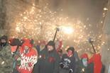 Correfoc de la Llum de Manresa 2014