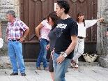 Trobada de balladors de country a Moià