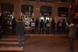 Desallotjament de la PAHC del BBVA a Manresa