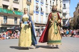 Actes del diumenge de Festa Major al migdia