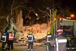 Esfondrament de l'edifici del Bar Perdiu