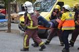 Exercici Emergències Manresa