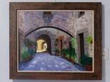 Exposició pintures alumnes de l'Esplai de Moià