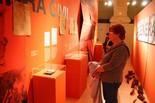 Inauguració de l'exposició de Joaquim Amat-Piniella