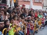 VIII Moscada infantil de la Festa Major 2011