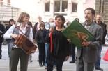 Espectacles itinerants de la Fira Mediterrània de Manresa