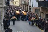 Funeral per als dos miners morts a Súria