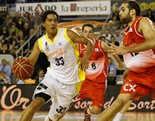 La Bruixa d'Or 75 - CB Valladolid 72. Temporada 2013-14