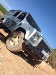Land Rover Party 2013