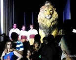 Presentació del Lleó a la Festa Major de Manresa