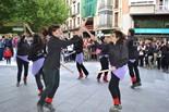 Manifestació de suport a l'Ateneu la Sèquia