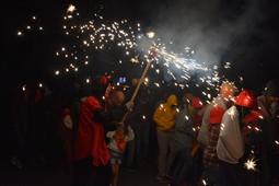 Moscada infantil de la Festa Major de Manresa 2016