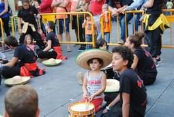 Moscada infantil de la Festa Major de Manresa 2017