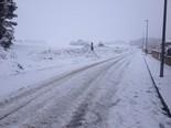 Nevada al Bages 4 de febrer de 2015 Canet de Fals. Montse Guixé