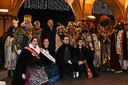Cavalcada dels Reis d'Orient a Manresa 2017