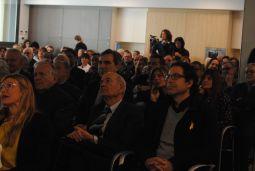 Inauguració de l'ampliació de la Residència Sant Andreu