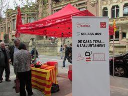 Diada de Sant Jordi a Manresa, 2018