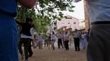 Sardanes a Moià amb la cobla Lluïsos de Taradell