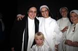 Sor Lucía a la 58a Innocentada de Manresa