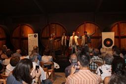 VinyaSons 2016 a Abadal amb Quartet Mèlt