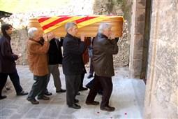 Funeral de Lluís Ballús