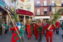 La Patum 2014: processó de Sant Ceferino