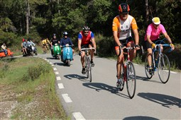 Primera Retrotrobada Ciclista de Catalunya Fotografies d'Èric Clusella