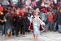 La Patum 2015: Patum Infantil de la Pietat