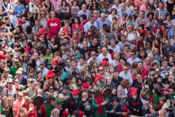 La Patum 2015: Patum de Lluïment