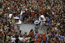 Patum Infantil del Centenari de Queralt 2016