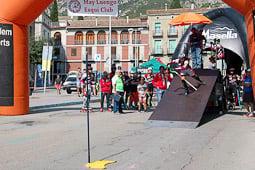 I Trofeu Berguedà de patinatge alpí en línia