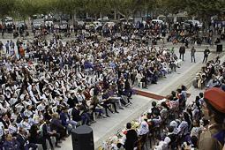 Acte del pubillatge de Catalunya a Puig-reig
