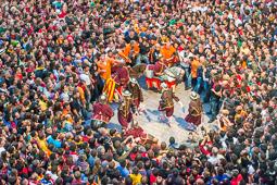 La Patum 2014: Patum Completa