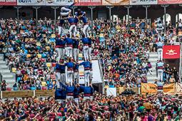 Concurs de Castells 2016 (dissabte)
