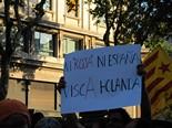 Manifestació 10-J: les fotos dels ciutadans Pancartes diverses. Foto: Mireia Hernàndez