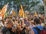 Manifestació 10-J: les fotos dels ciutadans Grallers a la manifestació. Foto: Martí Urgell