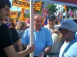 Manifestació 10-J: les fotos dels ciutadans Joan Carretero. Foto: Xavier Borràs